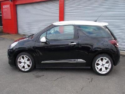 Citroen Ds3 1598KW for sale Wilmoths Citroen Eastbourne
