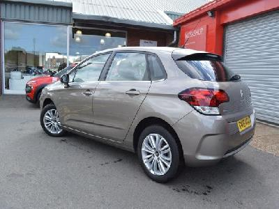 Citroen C4 1560KW for sale Wilmoths Citroen Eastbourne