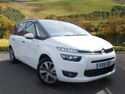 Citroen C4 Picasso 1997KW for sale Wilmoths Citroen Eastbourne