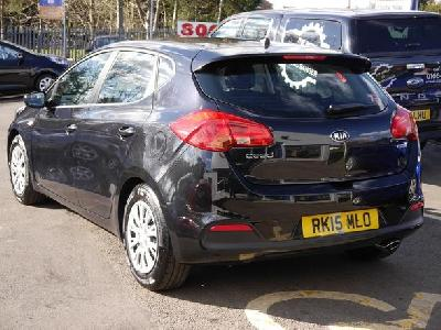 Kia Cee'd 1582KW for sale Sandicliffe Melton Leicestershire