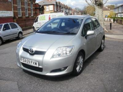 Toyota Auris 1598KW for sale Motor Spot