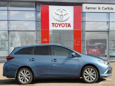 Toyota Auris 1798KW for sale Farmer and Carlisle Loughborough