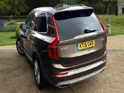 Volvo Xc90 2000KW for sale Snows Volvo Winchester