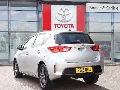 Toyota Auris 1364KW for sale Farmer and Carlisle Loughborough