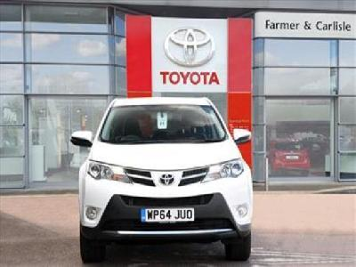 Toyota Auris 1990KW for sale Farmer and Carlisle Loughborough