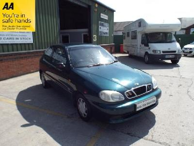 Daewoo Lanos 1349KW for sale N & J Car Sales