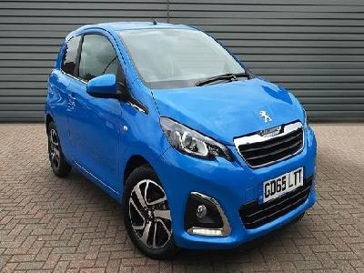 Peugeot 108 1199KW for sale Robins & Day Peugeot Maidstone
