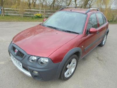Rover Streetwise 1396KW for sale Aspire Autos