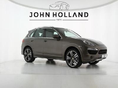 Porsche Cayenne 3000KW for sale John Holland Sales ltd
