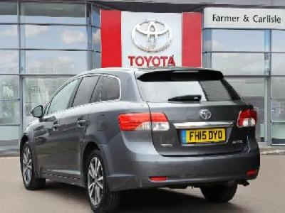 Toyota Avensis 1998KW for sale Farmer and Carlisle Loughborough