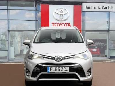 Toyota Avensis 1798KW for sale Farmer and Carlisle Loughborough
