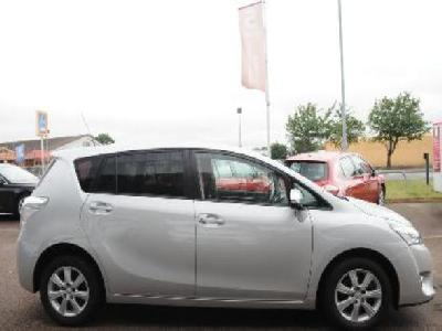 Toyota Verso 1598KW for sale Farmer and Carlisle Loughborough