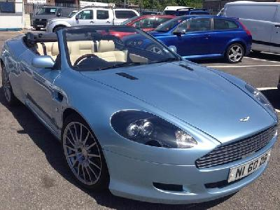 Aston Martin Db9 1998KW for sale Lancashire Commercials