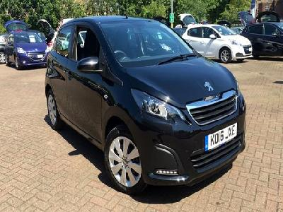 Peugeot 108 998KW for sale Robins & Day Peugeot Maidstone