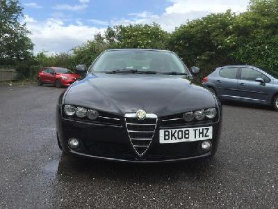 Alfa Romeo 159 1910KW for sale Stoke View Motor Centre