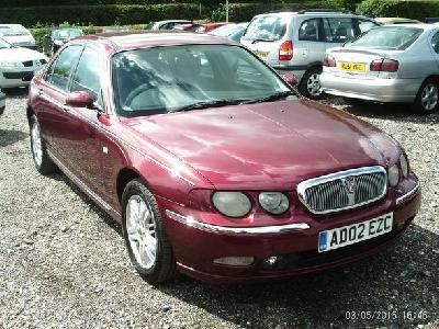 Rover 75 1991KW for sale Aspire Autos