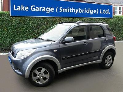 Daihatsu Terios 1495KW for sale Lake Garage (Smithybridge) Ltd