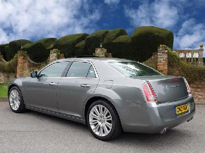 Chrysler 300c 2987KW for sale Speeds