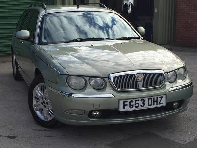 Rover 75 1951KW for sale Allman Cars Ltd
