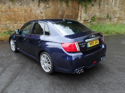 Subaru Wrx Sti 2457KW for sale Moore Cars