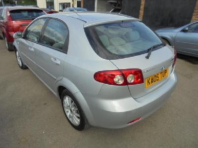 Daewoo Lacetti 1598KW for sale Aspire Autos