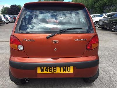 Daewoo Matiz 796KW for sale BESTWAY CARS