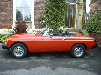 Mg Mgb 1798KW for sale Castle Autos