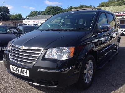 Chrysler Grand Voyager 2777KW for sale Lancashire Commercials