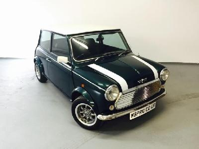 Rover Mini 1275KW for sale Westbourne Professional