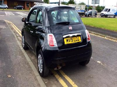 Fiat 500 for sale Invicta Honda & Mazda Tunbridge Wells