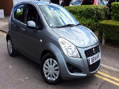 Suzuki Splash 1586KW for sale Invicta Honda & Mazda Tunbridge Wells