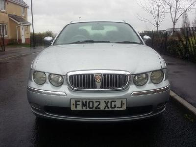 Rover 75 1951KW for sale All Geared Up Ltd
