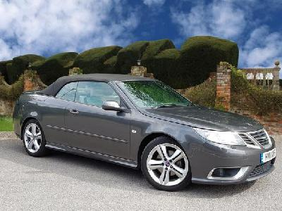 Saab 9-5 2792KW for sale Speeds