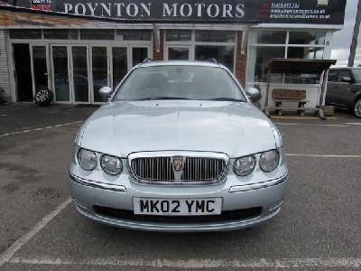 Rover 75 1951KW for sale Poynton Motors Ltd
