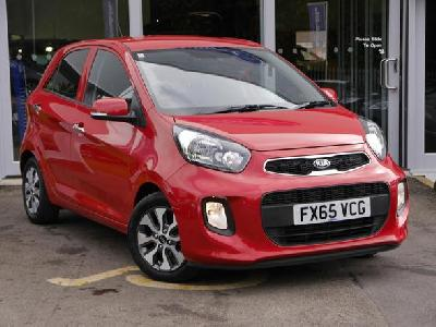 Kia Picanto 1248KW for sale Sandicliffe Melton Leicestershire