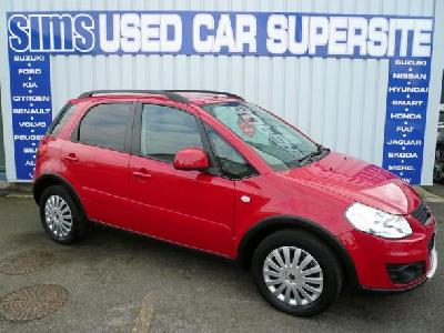 Suzuki Sx4 996KW for sale Stephen A Sims Cars Ltd