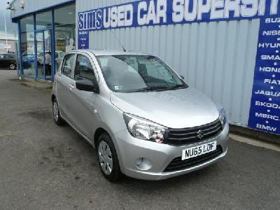 Suzuki Celerio 996KW for sale Stephen A Sims Cars Ltd