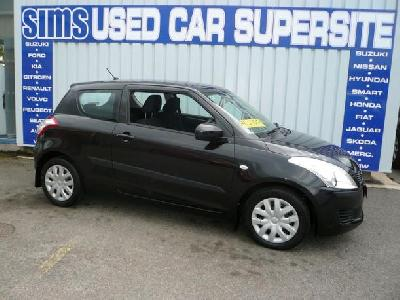 Suzuki Swift 996KW for sale Stephen A Sims Cars Ltd