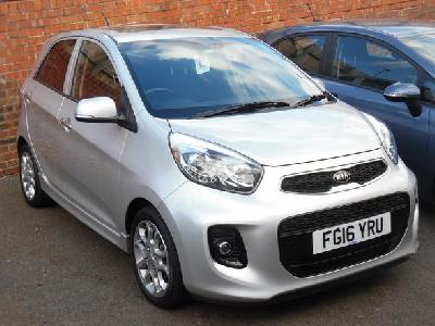 Used Cars-Kia-Picanto