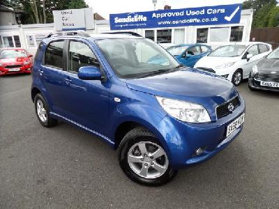 Daihatsu Terios 1495KW for sale Sandicliffe Stapleford