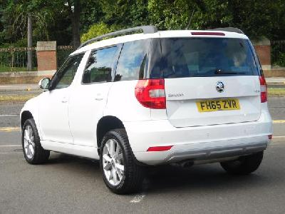 Skoda Yeti 1197KW for sale SKODA Leicester