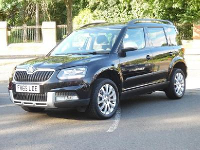 Skoda Yeti Outdoor 1197KW for sale SKODA Leicester