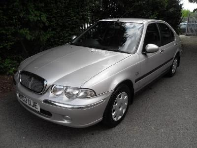 Rover 45 1994KW for sale Aardvark Car Supermarket