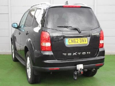Ssangyong Rexton 2696KW for sale Golden Hill Garage