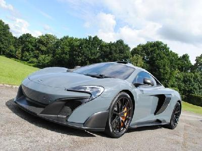 Mclaren 675lt 3799KW for sale Lodge Motor Company