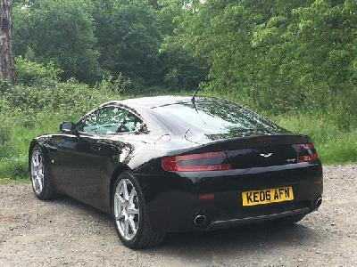 Aston Martin Vantage 4282KW for sale Ashtead Motor Trading Ltd