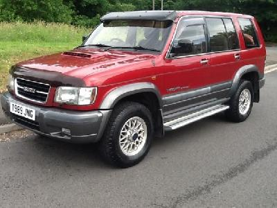 Isuzu Trooper 2999KW for sale Martyns Car Sales