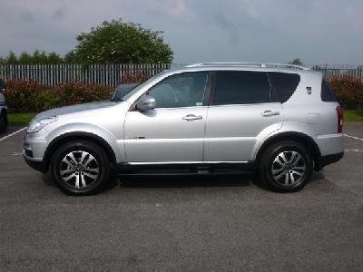 Ssangyong Rexton 2000KW for sale Tottington Motor Company Ltd