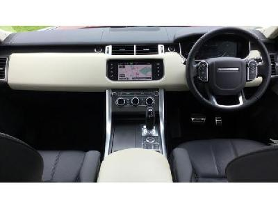 Land Rover Range Rover Sport 2993KW for sale Farnell Land Rover Bradford