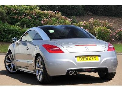 Peugeot Rcz 1997KW for sale Bristol Street Motors Peugeot Banbury